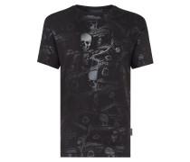 T-shirt Round Neck Dollar