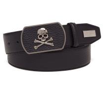 """Belt """"Skull man"""""""