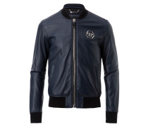 """Leather Bomber """"Yoanne"""""""