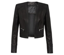 Leather Jacket Elegant
