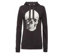 """Hoodie sweatshirt """" Super Skull"""""""
