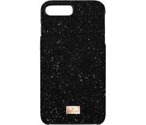 High Smartphone Schutzhülle mit integriertem Stoßschutz, iPhone® 8 Plus, schwarz