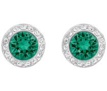 Angelic Ohrringe, grün, rhodiniert Grün Rhodiniert
