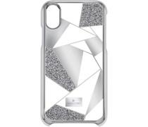 Heroism Smartphone Etui mit Bumper, iPhone® X/XS, grau