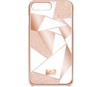 Heroism Smartphone Etui mit Bumper, iPhone® 8, rosa