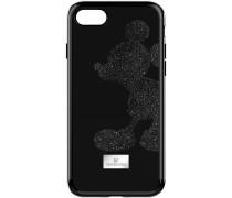 Mickey Body Smartphone Schutzhülle mit integriertem Stoßschutz, iPhone® 8, schwarz