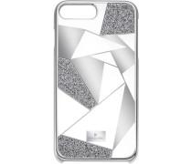 Heroism Smartphone Etui mit Bumper, iPhone® 8 Plus, grau