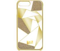 Heroism Smartphone Etui mit Bumper, iPhone® 8, goldfarben