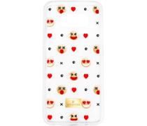 Humorist Smartphone Etui mit Bumper, Samsung Galaxy S® 8, transparent