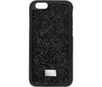 Glam Rock Smartphone Etui mit Bumper, iPhone® 7, schwarz