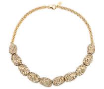 Moselle Halskette, vergoldet