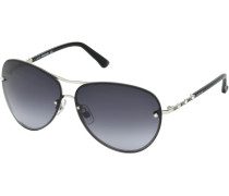 Fascinatione Sonnenbrille, SK0118 17B, Black