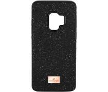 High Smartphone Schutzhülle mit Stoßschutz, Samsung Galaxy S® 9, schwarz