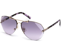 Sonnenbrille, SK0134 28Z, Purple