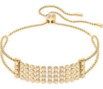 Fit Armband, goldfarben, vergoldet