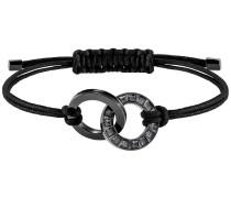 Alto Armband, grau, Edelstahl Grau
