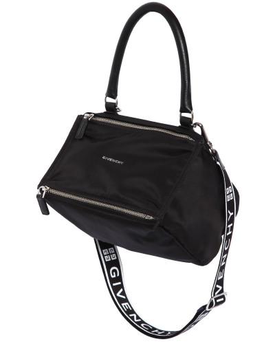 Givenchy Damen KLEINE NYLONTASCHE MIT LOGORIEMEN 'PANDORA' Online Kaufen Mit Paypal 8PpcoWI7G