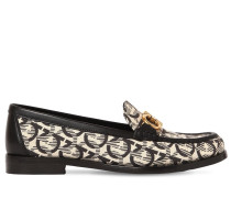 20MM HOHE LOAFERS AUS CANVAS 'ROLO T'