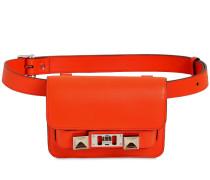 PS11 SMOOTH LEATHER BELT BAG