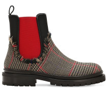 20MM WOOL PRICE OF WALES CHELSEA BOOTS