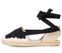 10MM ESPADRILLES AUS CANVAS 'JEAN'