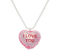 THE BALLOON PENDANT I LOVE YOU NECKLACE