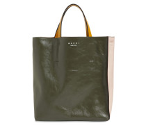 SM MUSEO SOFT SMOOTH LEATHER TOTE