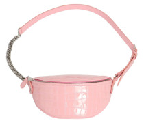 XXS SOUVENIRS PATENT LEATHER BELT BAG