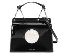 PHOEBE BIS LEATHER SHOULDER BAG