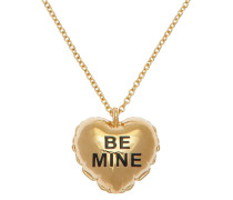 THE BALLOON PENDANT BE MINE NECKLACE