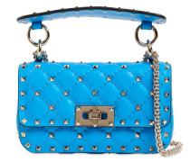 MINI ROCKSTUD SPIKE LEATHER BAG