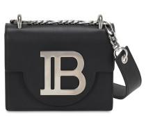 B-BAG 18 LEATHER SHOULDER BAG