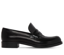 30MM LOAFERS AUS POLIERTEM LEDER