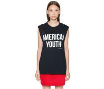 TANKTOP MIT AMERICAN YOUTH-DRUCK