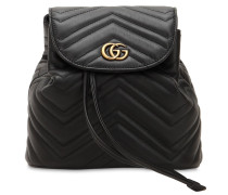 MINI GG MARMONT LEATHER BACKPACK