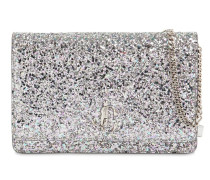PALACE GLITTERED CLUTCH