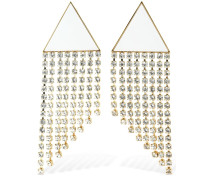 ZOE RESIN CLIP-ON EARRINGS