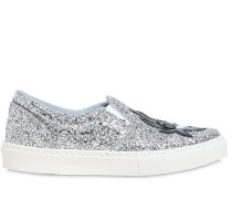 30MM HOHE SLIP-ON-SNEAKERS 'KISS'