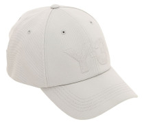 Y-3 LOGO TECHNO BASEBALL HAT