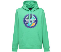CHOCK COTTON BLEND SWEATSHIRT HOODIE