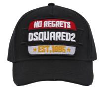 NO REGRETS COTTON BASEBALL HAT