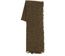 MARCOLINO CASHMERE & WOOL BLEND SCARF