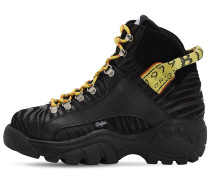 75MM LEATHER TREKKING BOOTS
