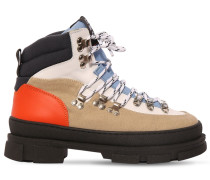 45MM COTTON HIKING BOOTS