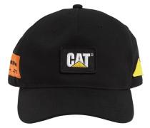 CAT PATCH COTTON BASEBALL CAP