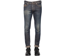17CM JEANS AUS STRETCH-DENIM 'TEPPHAR'