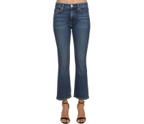 JEANS AUS STRETCH-DENIM