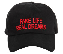 CANVASKAPPE 'FAKE LIFE REAL DREAMS'
