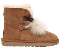 SHEARLINGSTIEFEL MIT POMPOMS 'GITA'