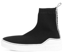 20MM HOHE SNEAKERS AUS STRICK